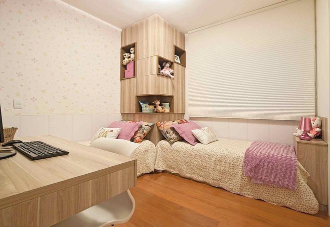 5 cách thiết kế phòng ngủ chung cho các bé cực xinh - Nhà Đẹp Số (3)