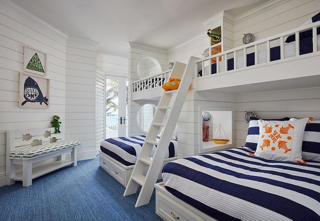 5 cách thiết kế phòng ngủ chung cho các bé cực xinh - Nhà Đẹp Số (4)