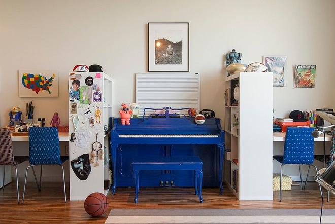 5 cách thiết kế phòng ngủ chung cho các bé cực xinh - Nhà Đẹp Số (5)