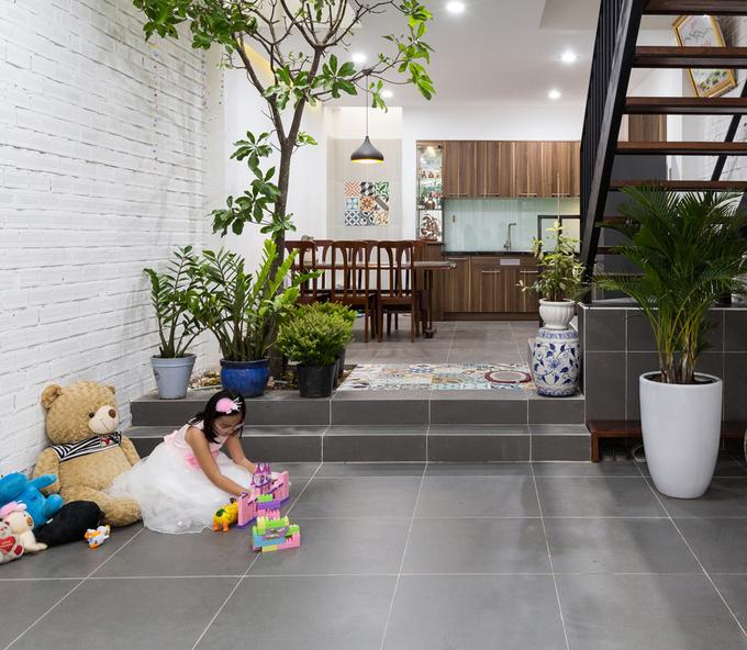 Gần 900 triệu hoàn thiện ngôi nhà phố 4 tầng khang trang ở quận 9, Sài Gòn - Nhà Đẹp Số (3)