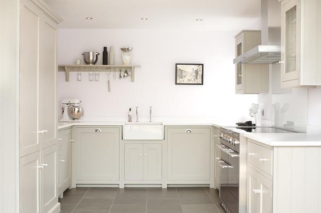 Giải pháp thiết kế cho phòng bếp nhỏ hóa rộng thênh thang - Nhà Đẹp Số (1)