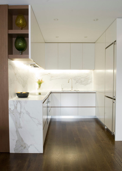Giải pháp thiết kế cho phòng bếp nhỏ hóa rộng thênh thang - Nhà Đẹp Số (2)