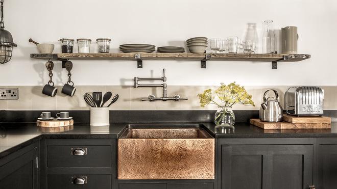 Giải pháp thiết kế cho phòng bếp nhỏ hóa rộng thênh thang - Nhà Đẹp Số (3)