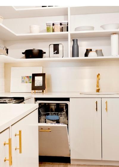 Giải pháp thiết kế cho phòng bếp nhỏ hóa rộng thênh thang - Nhà Đẹp Số (4)