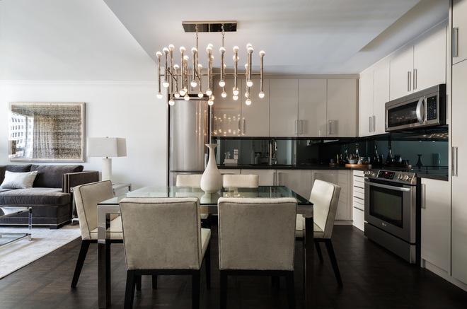 Giải pháp thiết kế cho phòng bếp nhỏ hóa rộng thênh thang - Nhà Đẹp Số (5)