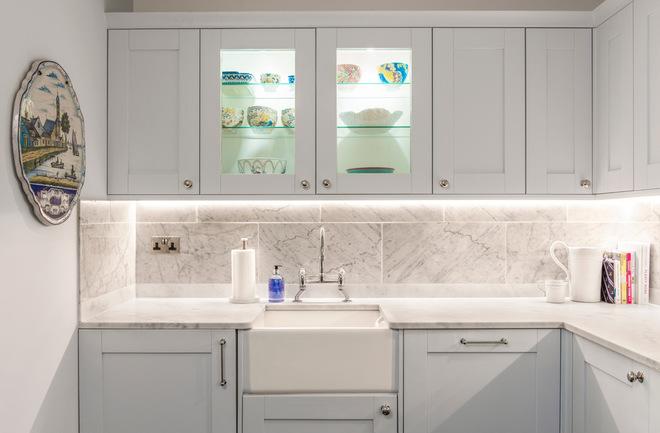Giải pháp thiết kế cho phòng bếp nhỏ hóa rộng thênh thang - Nhà Đẹp Số (6)