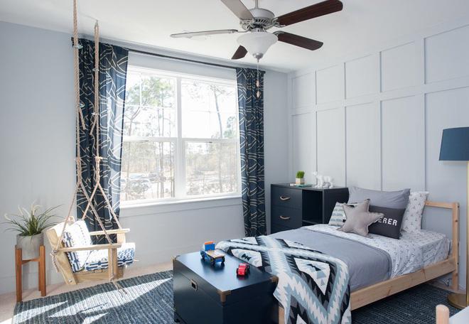 Gợi ý thiết kế phòng ngủ trẻ em siêu xinh khiến bé thích mê - Nhà Đẹp Số (1)