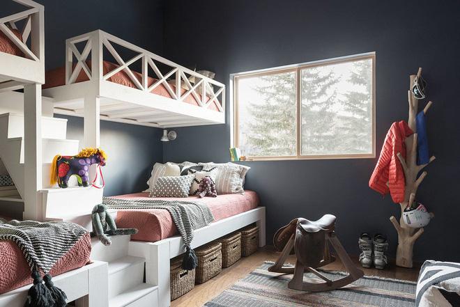 Gợi ý thiết kế phòng ngủ trẻ em siêu xinh khiến bé thích mê - Nhà Đẹp Số (10)