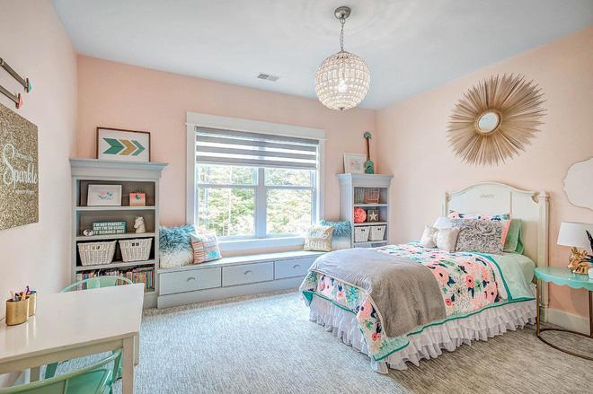 Gợi ý thiết kế phòng ngủ trẻ em siêu xinh khiến bé thích mê - Nhà Đẹp Số (11)