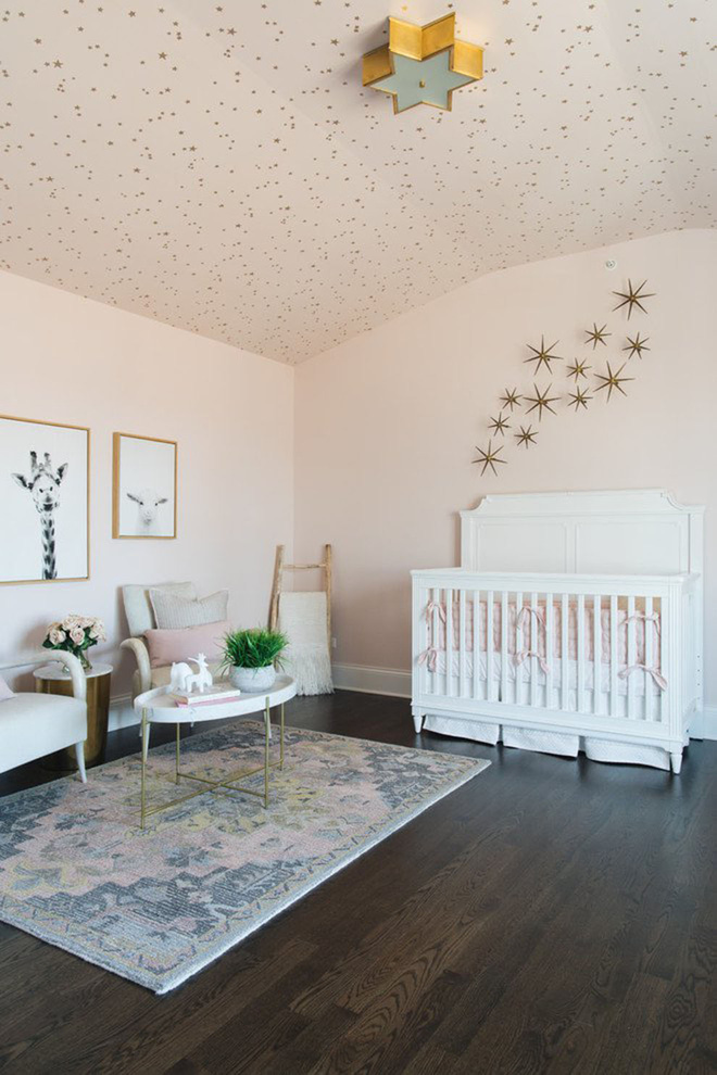 Gợi ý thiết kế phòng ngủ trẻ em siêu xinh khiến bé thích mê - Nhà Đẹp Số (13)