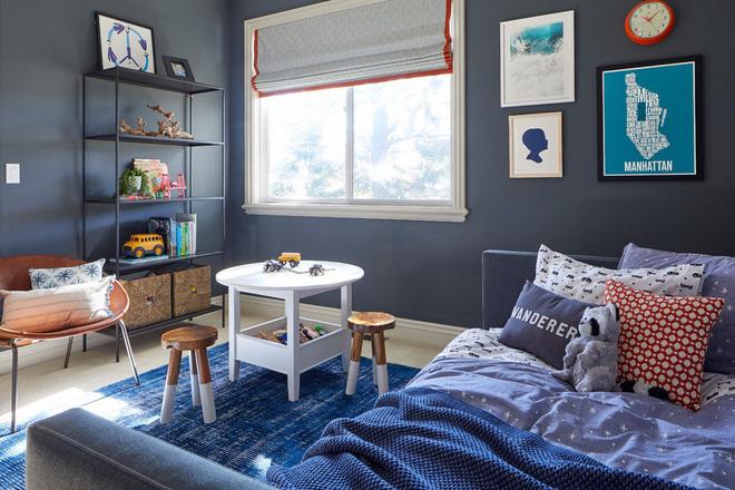 Gợi ý thiết kế phòng ngủ trẻ em siêu xinh khiến bé thích mê - Nhà Đẹp Số (6)