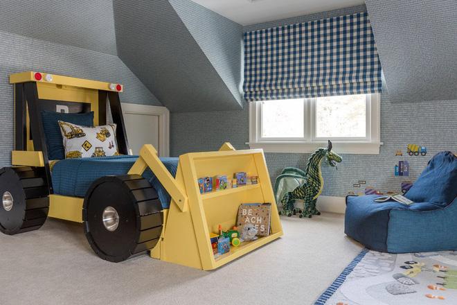 Gợi ý thiết kế phòng ngủ trẻ em siêu xinh khiến bé thích mê - Nhà Đẹp Số (7)