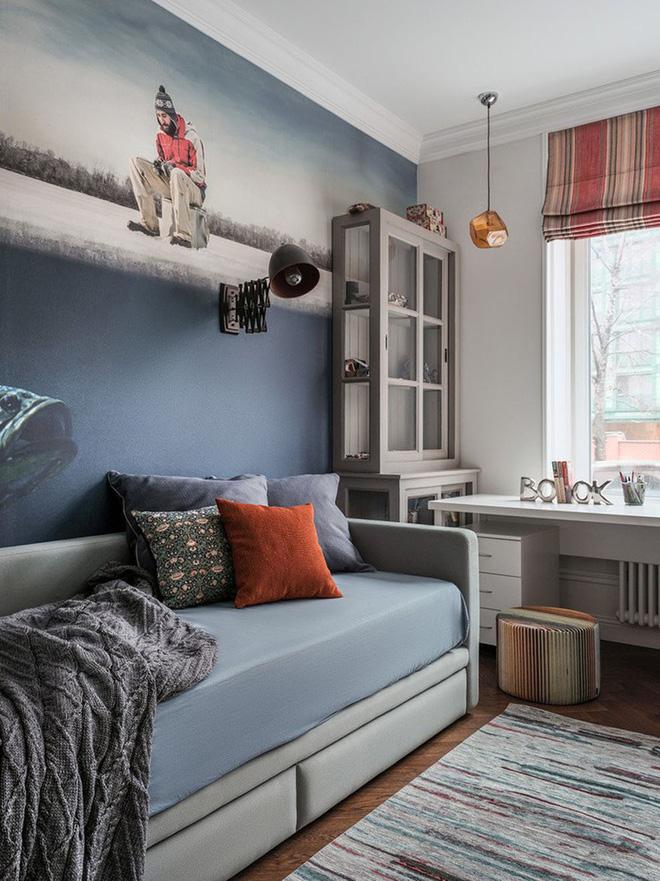 Gợi ý thiết kế phòng ngủ trẻ em siêu xinh khiến bé thích mê - Nhà Đẹp Số (8)