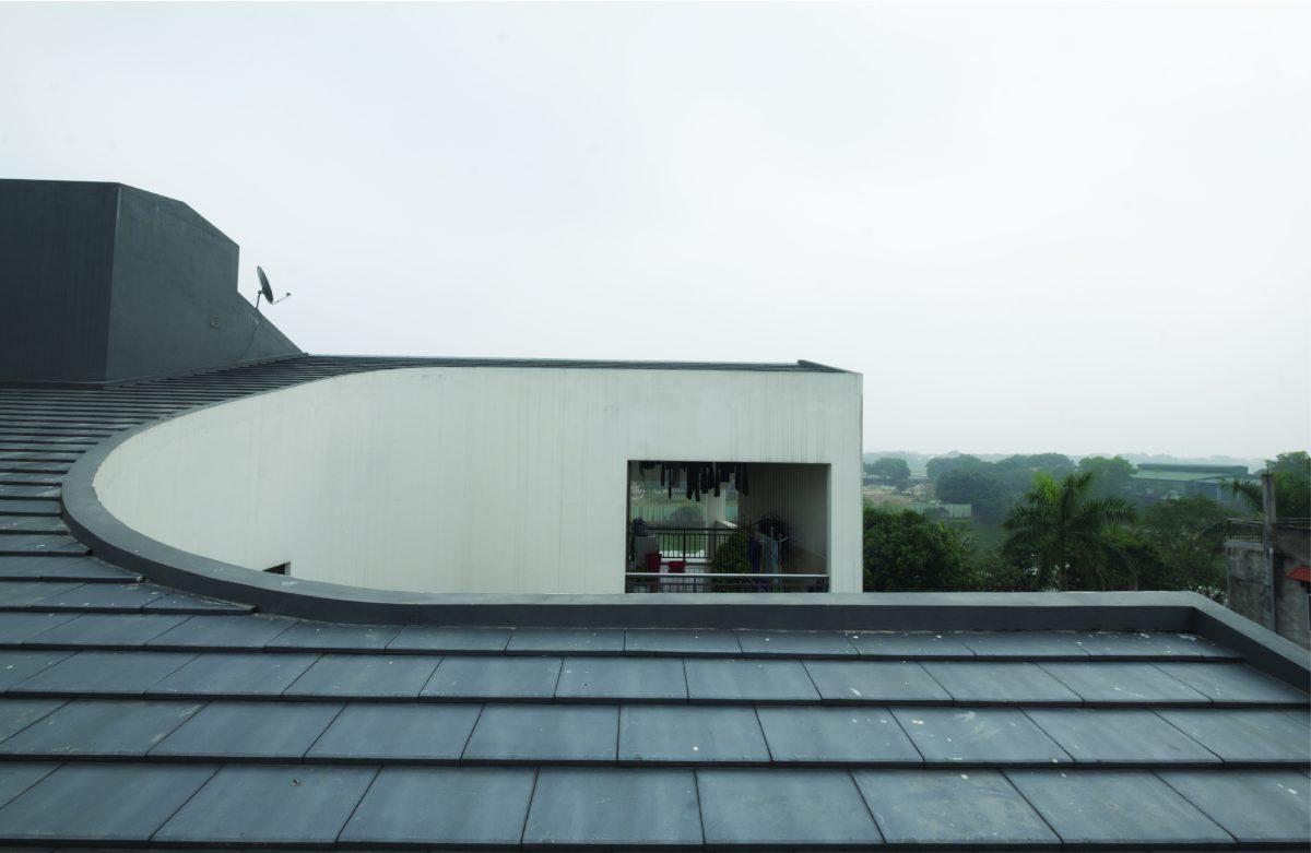Không gian biệt thự đẹp cực mát mẻ dù hướng chính Tây ở Đông Anh, Hà Nội - Nhà Đẹp Số (9)