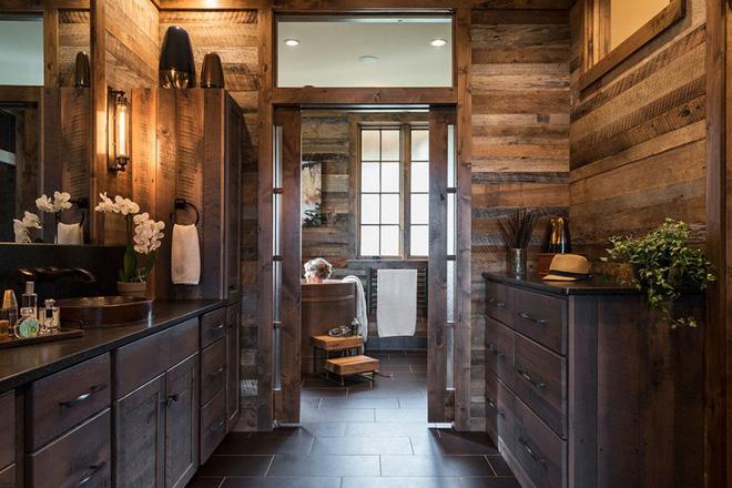 Mộc mạc những không gian phòng tắm phong cách rustic - Nhà Đẹp Số (12)