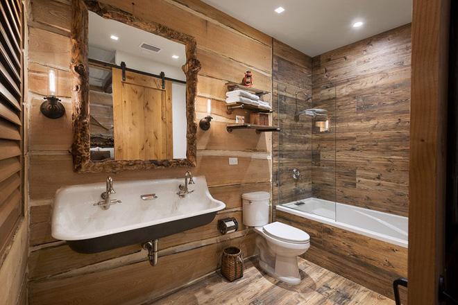 Mộc mạc những không gian phòng tắm phong cách rustic - Nhà Đẹp Số (2)