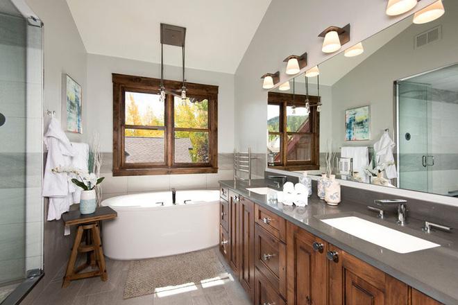 Mộc mạc những không gian phòng tắm phong cách rustic - Nhà Đẹp Số (4)