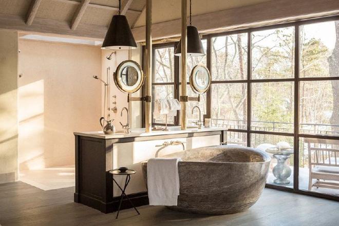 Mộc mạc những không gian phòng tắm phong cách rustic - Nhà Đẹp Số (5)