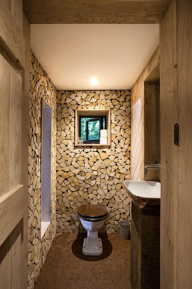Mộc mạc những không gian phòng tắm phong cách rustic - Nhà Đẹp Số (7)