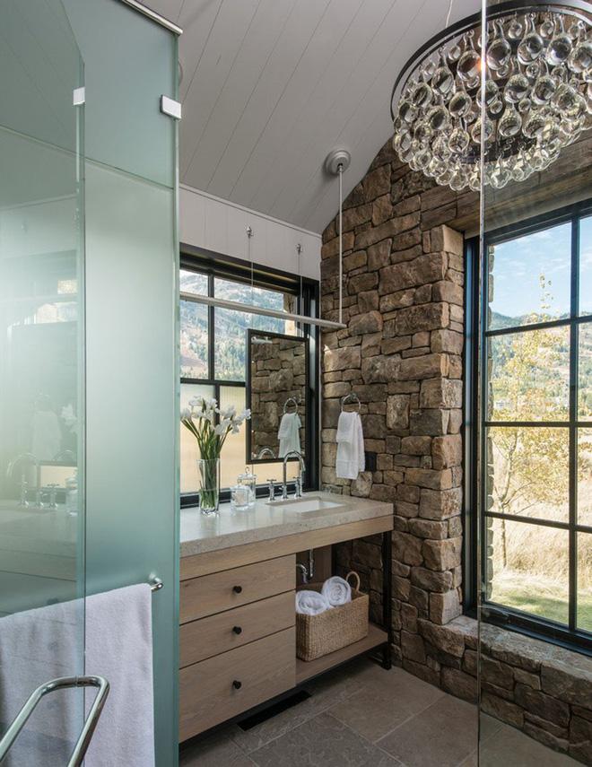 Mộc mạc những không gian phòng tắm phong cách rustic - Nhà Đẹp Số (9)