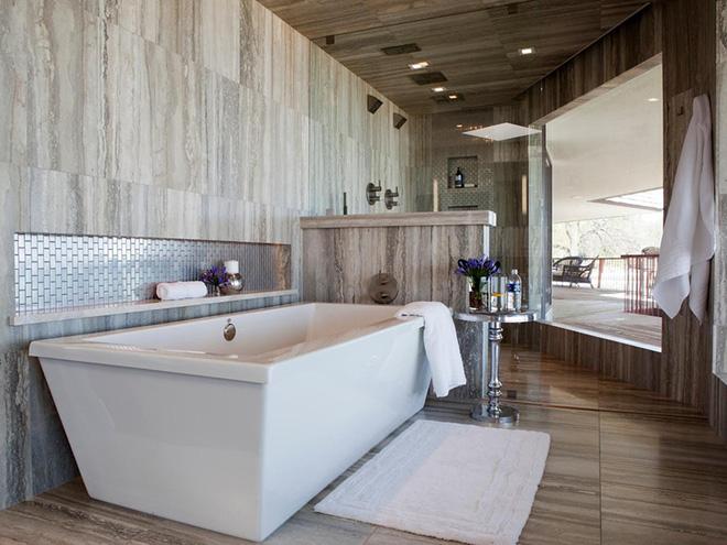Những mẫu bồn tắm đẹp giúp không gian thư giãn tỏa sáng - Nhà Đẹp Số (11)