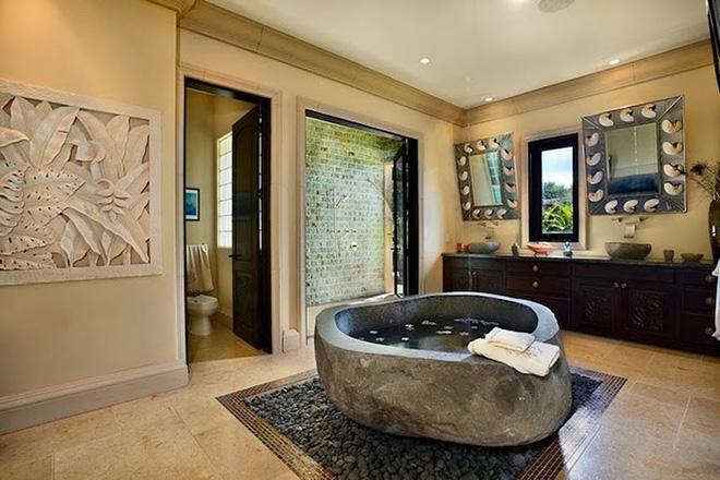 Những mẫu bồn tắm đẹp giúp không gian thư giãn tỏa sáng - Nhà Đẹp Số (13)