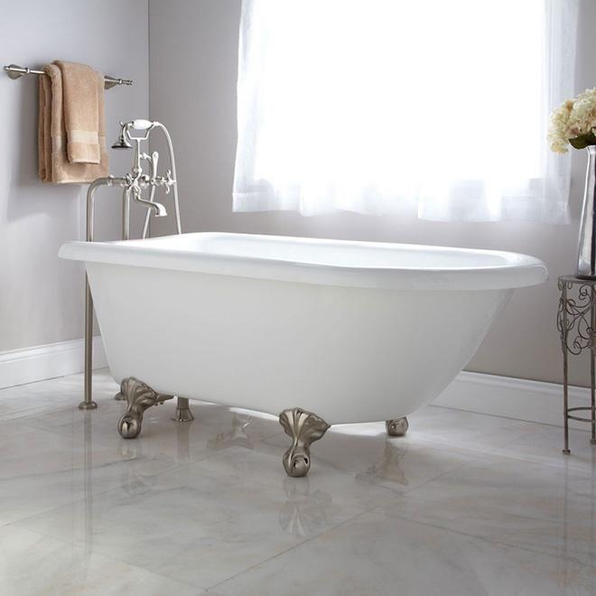 Những mẫu bồn tắm đẹp giúp không gian thư giãn tỏa sáng - Nhà Đẹp Số (6)