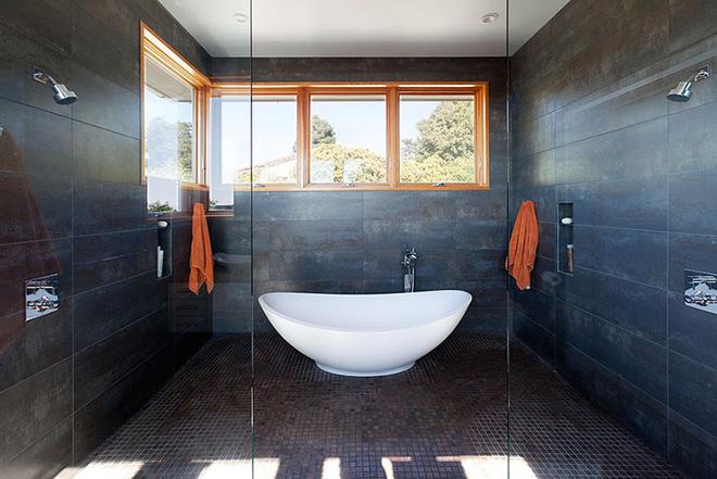 Những mẫu bồn tắm đẹp giúp không gian thư giãn tỏa sáng - Nhà Đẹp Số (7)