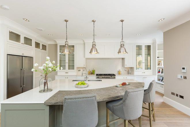 Những mẫu phòng bếp khiến chị em mê mẩn ngay từ cái nhìn đầu tiên - Nhà Đẹp Số (1)