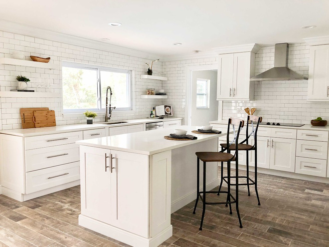 Những mẫu phòng bếp khiến chị em mê mẩn ngay từ cái nhìn đầu tiên - Nhà Đẹp Số (11)