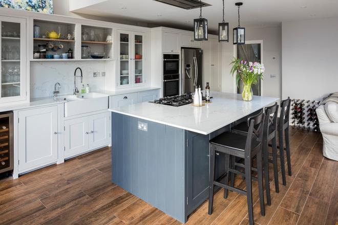 Những mẫu phòng bếp khiến chị em mê mẩn ngay từ cái nhìn đầu tiên - Nhà Đẹp Số (3)