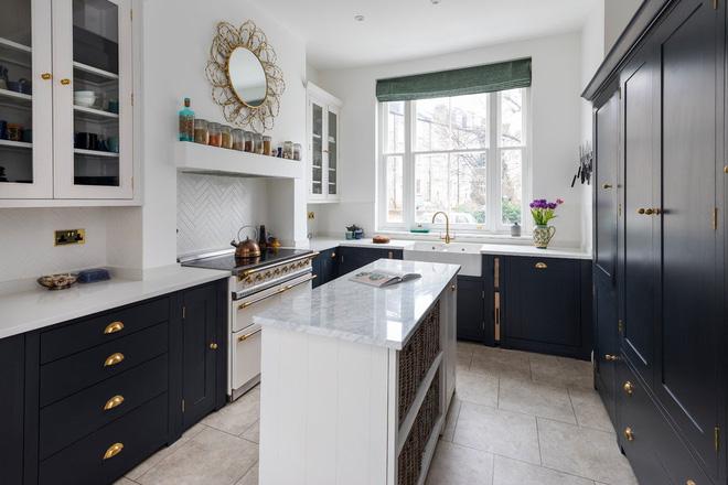 Những mẫu phòng bếp khiến chị em mê mẩn ngay từ cái nhìn đầu tiên - Nhà Đẹp Số (4)