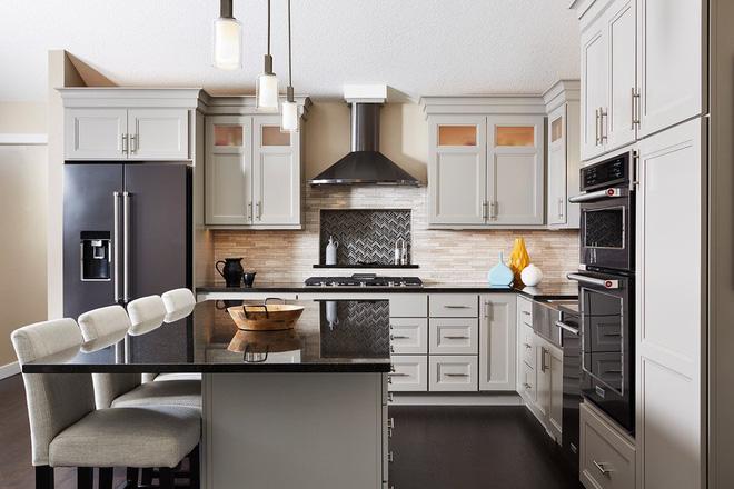 Những mẫu phòng bếp khiến chị em mê mẩn ngay từ cái nhìn đầu tiên - Nhà Đẹp Số (5)