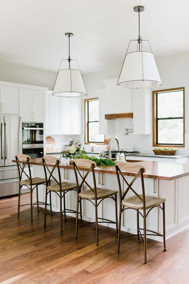 Những mẫu phòng bếp khiến chị em mê mẩn ngay từ cái nhìn đầu tiên - Nhà Đẹp Số (7)
