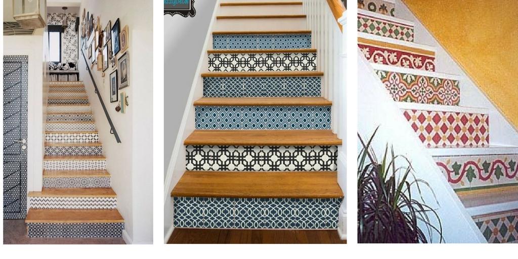 3 lí do nên chọn gạch bông lát cầu thang cho nhà ở - Nhà Đẹp Số (2)