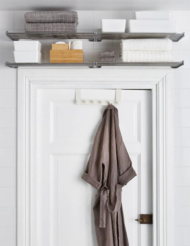4 cách tận dụng tối đa không gian phòng tắm nhỏ - Nhà Đẹp Số (4)