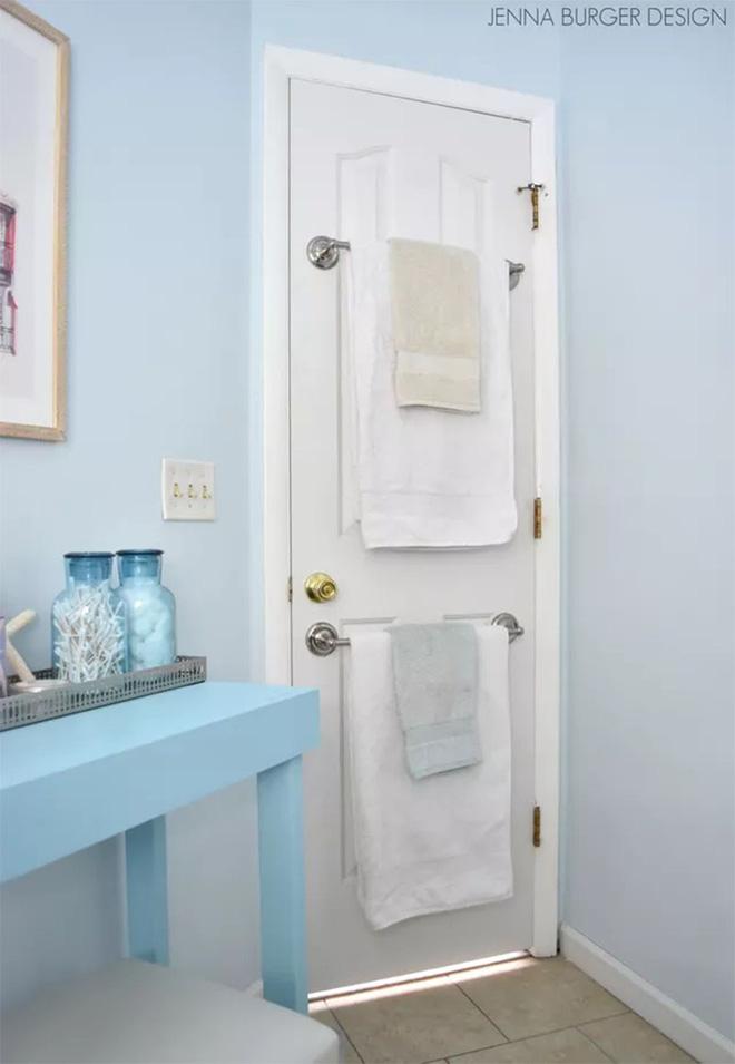 4 cách tận dụng tối đa không gian phòng tắm nhỏ - Nhà Đẹp Số (5)