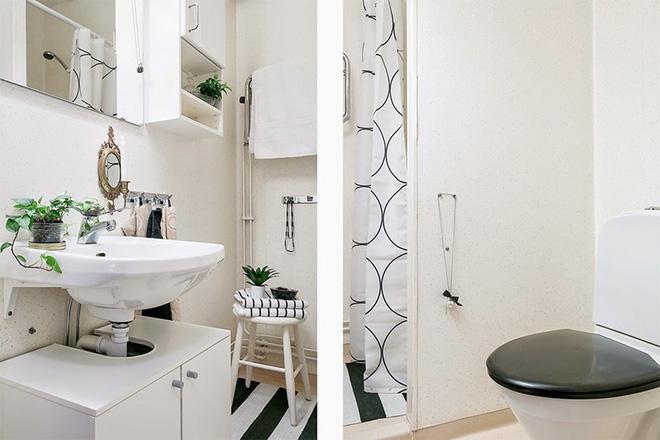4 cách tận dụng tối đa không gian phòng tắm nhỏ - Nhà Đẹp Số (7)