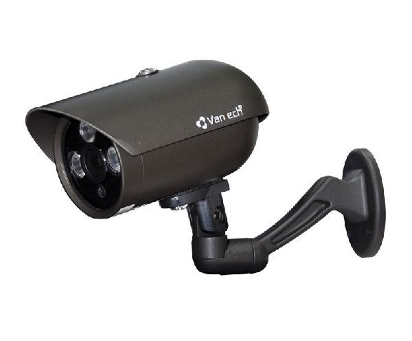 Camera công nghệ HD-TVI cho chất lượng full HD, âm thanh đính kèm.