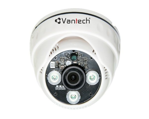 Camera công nghệ HD-CVI cho hình ảnh chất lượng HD, không bị trễ hình, độ nét cao và tín hiệu hình ảnh đồng bộ.