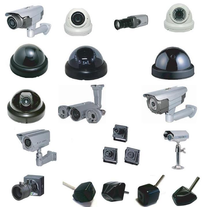 Các loại camera quan sát thông dụng nhất hiện nay - Nhà Đẹp Số