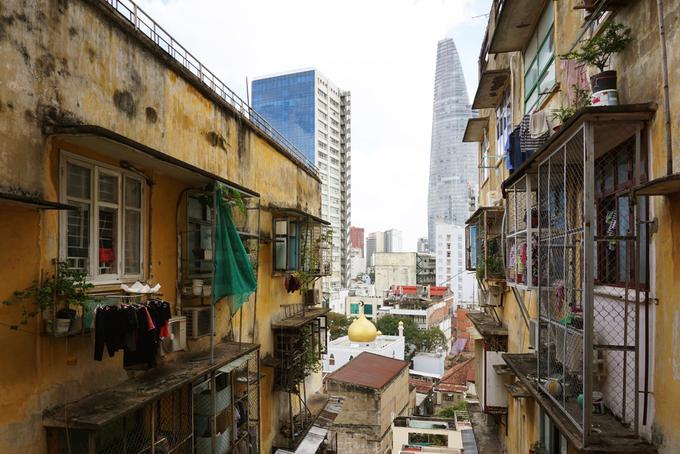 Cải tạo căn hộ 27 m2 trong khu nhà tập thể quận 1 với 120 triệu - Nhà Đẹp Số (1)