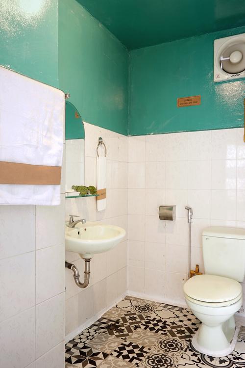 Cải tạo căn hộ 27 m2 trong khu nhà tập thể quận 1 với 120 triệu - Nhà Đẹp Số (10)