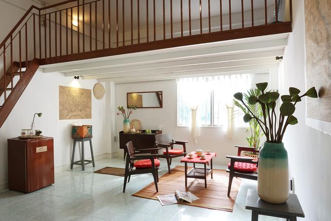 Cải tạo căn hộ 27 m2 trong khu nhà tập thể quận 1 với 120 triệu - Nhà Đẹp Số (3)