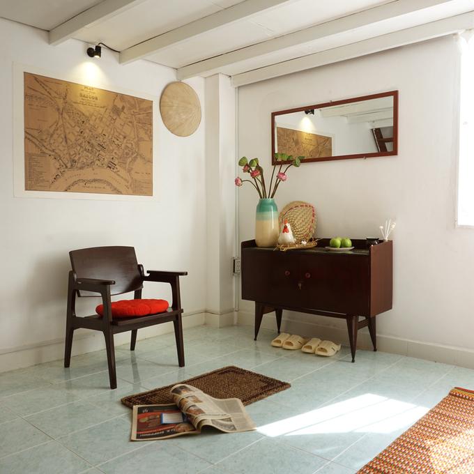Cải tạo căn hộ 27 m2 trong khu nhà tập thể quận 1 với 120 triệu - Nhà Đẹp Số (5)