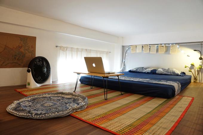 Cải tạo căn hộ 27 m2 trong khu nhà tập thể quận 1 với 120 triệu - Nhà Đẹp Số (7)