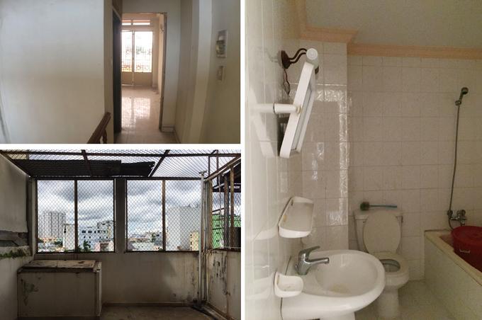 Cải tạo nhà ống 4 tầng tăm tối ở quận Bình Thạnh thành nơi ở thoáng sáng - Nhà Đẹp Số (2)