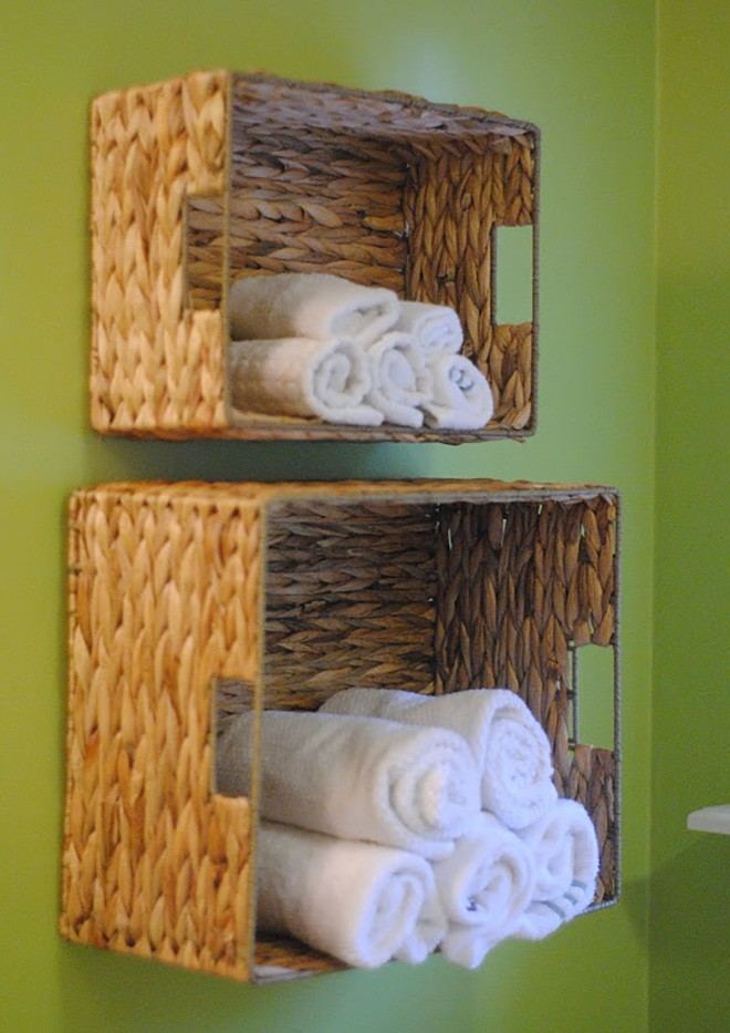 Để không gian phòng tắm gọn gàng bạn cần ngay 9 bí kíp sắp xếp đồ tiện ích này - Nhà Đẹp Số (3)