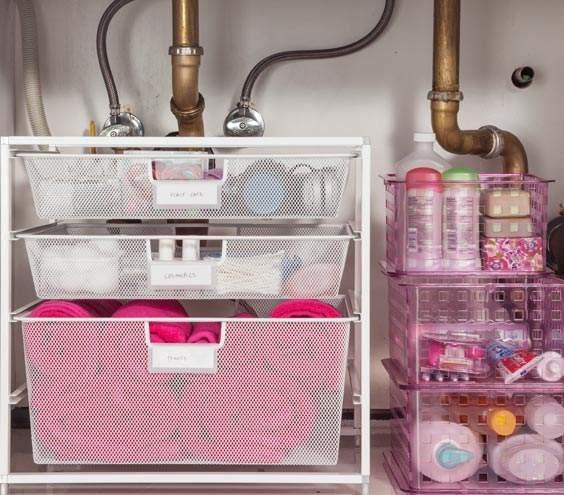 Để không gian phòng tắm gọn gàng bạn cần ngay 9 bí kíp sắp xếp đồ tiện ích này - Nhà Đẹp Số (5)
