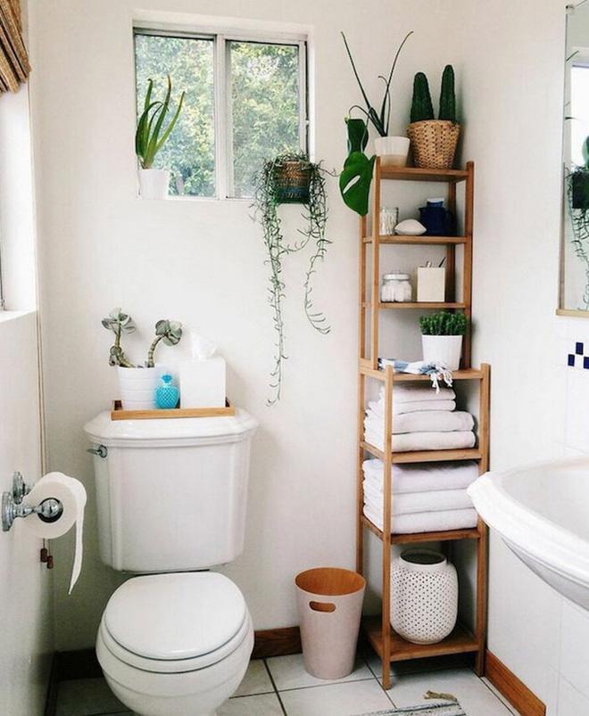 Để không gian phòng tắm gọn gàng bạn cần ngay 9 bí kíp sắp xếp đồ tiện ích này - Nhà Đẹp Số (6)
